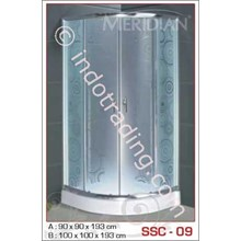 Shower Screen Ssc 009 By Meridian