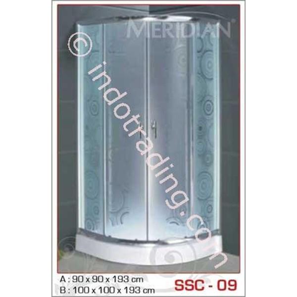 Shower Screen Meridian Ssc 009
