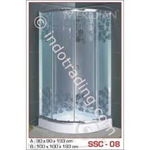 Shower Screen Meridian Ssc 008