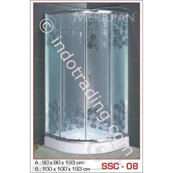 Shower Screen Meridian Ssc 008