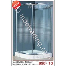 Shower Screen Ssc 010 By Meridian