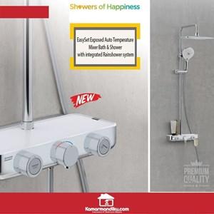 Dari American Standard Easy Set Exposed Bath Shower Integrated Rain system 1