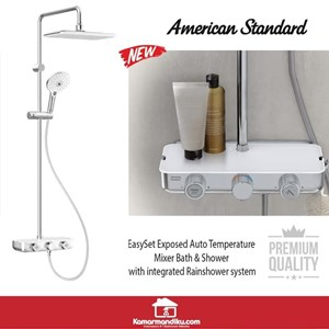 Dari American Standard Easy Set Exposed Bath Shower Integrated Rain system 3