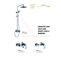 Kran Bath Mixer Shower Set Germany Brilliant Gbv 7003