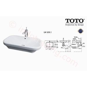 Wastafel Toto Lw 630J