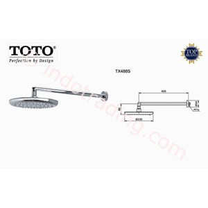 Shower Set Toto Tx488s