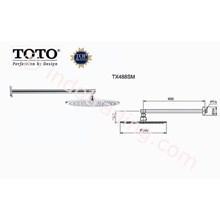 Shower Set Toto Tx488sm