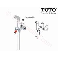 Toto Jet Shower Exclusive Berkualitas Tb19csmcr 1