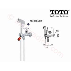 Toto Jet Shower Exclusive Berkualitas Tb19csmcr