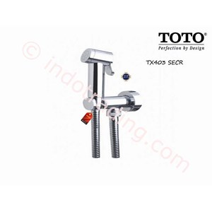 Toto Jet Shower Exclusive Berkualitas Tx403secr