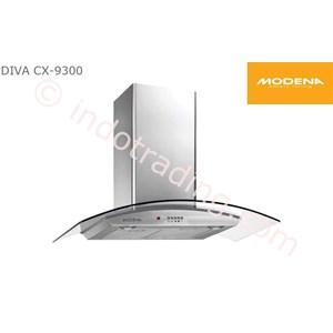 Penyedot Asap Dapur Modena Diva Cx9300