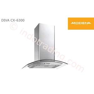 Penyedot Asap Dapur Modena Diva Cx-6300