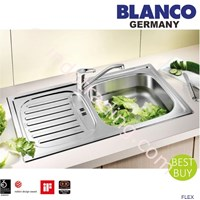 Bak Cuci Piring Blanco Flex 1