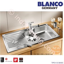 Blanco sink Tipo XL 6 S