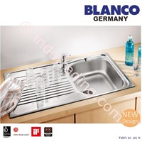 Blanco Sink Tipo 45 S 1