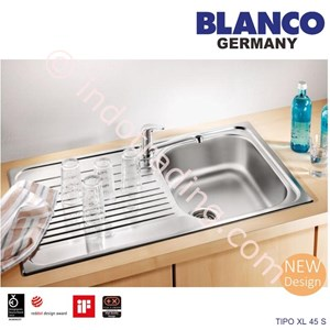 Blanco Sink Tipo 45 S