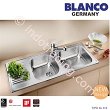 Blanco sink Tipo XL 9 S