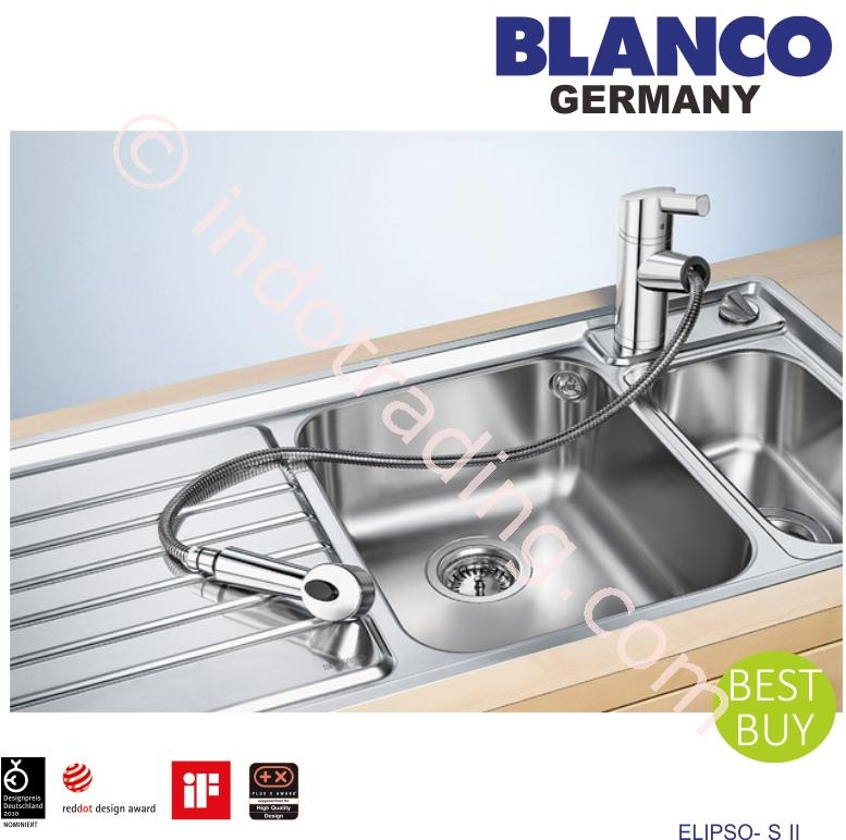 jual kitchen sink jual blanco kitchen sink mixer tap elipseo sii 2 harga 2058