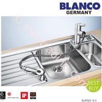 Blanco Kitchen sink Mixer Tap Elipseo SII 2  1