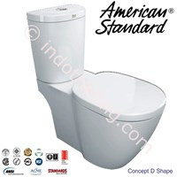 American Standard Concept Toilet 1