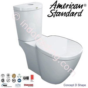 American Standard Concept Toilet