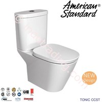 American Standard Tonic Toilet 1