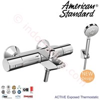 American Standard Active Exposed Thermostatic Bath&Shower 1