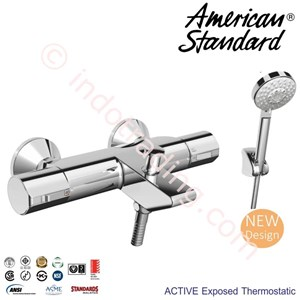 American Standard Active Exposed Thermostatic Bath&Shower
