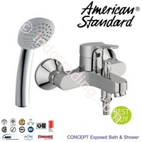 American Standard Concept Exposed Bath&Shower 1