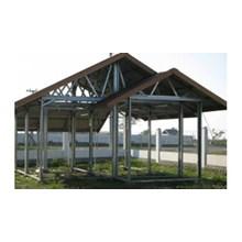 Rumah Baja Ringan (harga pabrik)