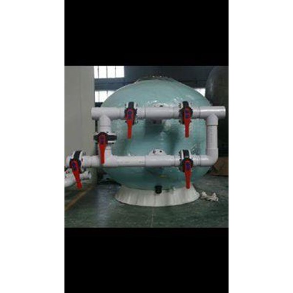 Filter Kolam Renang Bobbin Air Filter Boost