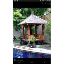 Gazebo Pool Fila