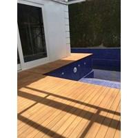 Jual Decking  kolam renang