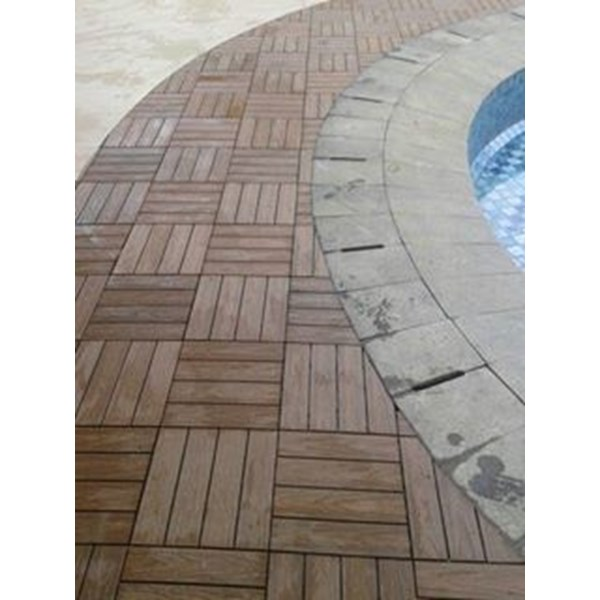 Jual Decking Pool