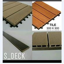 Agen Decking Pool WPC