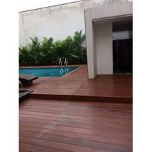 decking pool