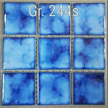 Toko mosaic Kolam Renang Grande 244 S