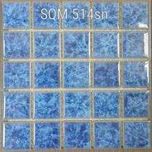 Mosaic Swimming Pool SQM 514 sn