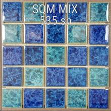 Mosaic Swimming Pool SQM 535sn