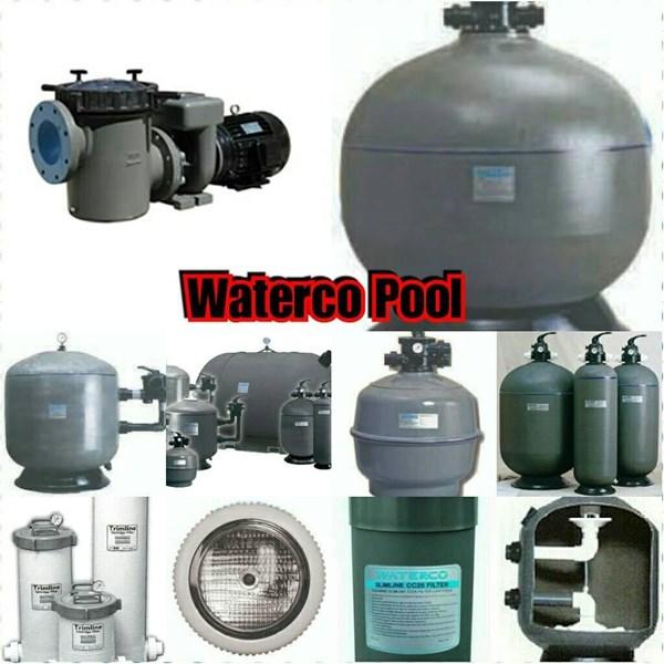 Peralatan Kolam Renang  merk Waterco