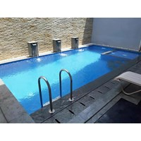 Swimming Pool System Over Flow
