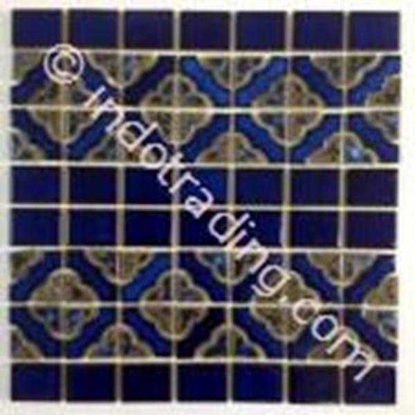 Mosaic Kamar Mandi Mos 4