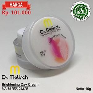 Brightening Day Cream Dr Melisch Produk Kualitas Terbaik Untuk Perawatan Wajah