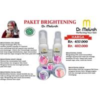 Jual Paket Brightening Dr Melisch 100% Berkualitas Untuk Perawatan Wajah 2