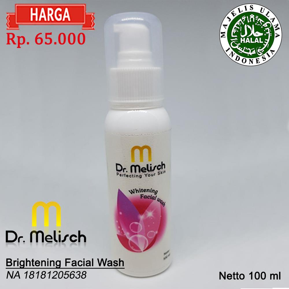 Sell The Best Quality Dr Melisch Brightening Facial Wash For Face Care from  Indonesia by PT Daria Prima Indonesia,Cheap Price