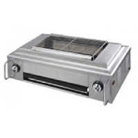 Mesin Roaster BBQ Burner Barberque