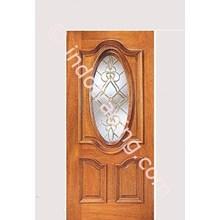 Pintu Single Oval