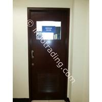 Pintu Umum Kantor 1