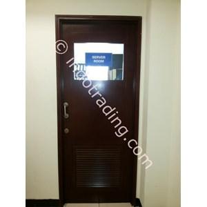 Pintu Umum Kantor