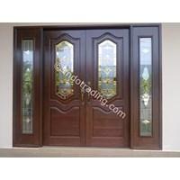 Pintu Depan Minimalis 1